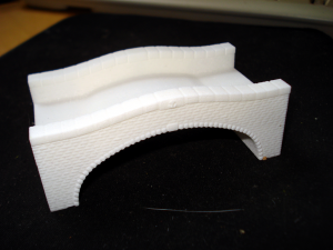 bridge shapeways